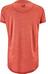 Klättermusen Eir - Camiseta manga corta - Short Sleeve naranja